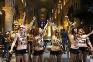 L'aventure de la première française Femen