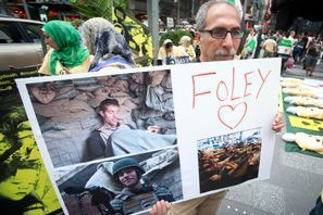 James Foley victime des barbares
