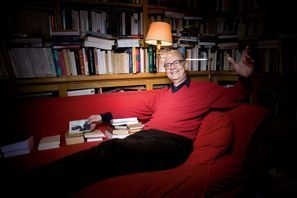 Patrick Modiano, le sacre du Nobel