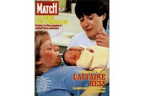 Mai 1983: Christine accouche de son neveu