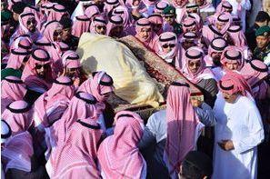 Le dernier voyage du roi Abdallah