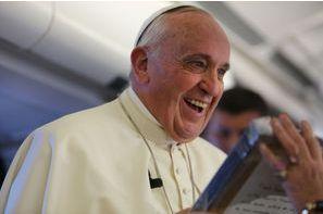 Le pape reçoit la visite de Thérèse de Lisieux