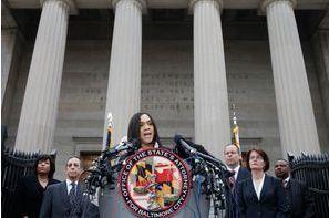 Marilyn Mosby, l'héroïne de Baltimore