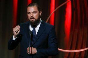 Les Clinton honorent DiCaprio