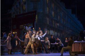 Broadway débarque au Châtelet