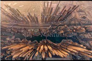 Le monde en panoramique