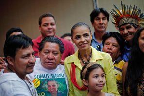 De la forêt amazonienne aux portes du pouvoir