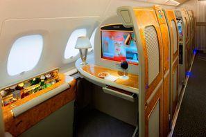 """Les meilleures """"First Class"""" des compagnies aériennes"""
