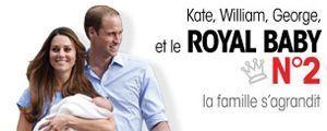 tag naissance du royal bébé 2