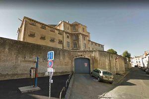 La Maison d'Arrêt de Niort.