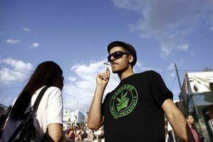 En 2015, des rassemblements s'étaient déjà produits pour demander la légalisation du cannabis.