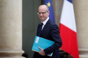 Jean-Michel Blanquer, le ministre de l'Education.