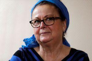 L'ancienne ministre Christine Boutin, en octobre 2017.
