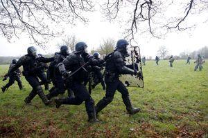 Des affrontements ont eu lieu mardi sur la ZAD de Notre-Dame des Landes.