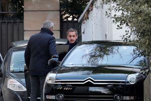 Nicolas Sarkozy en mars dernier.