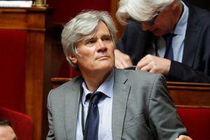 Stéphane Le Foll à l'Assemblée nationale en juin 2017.
