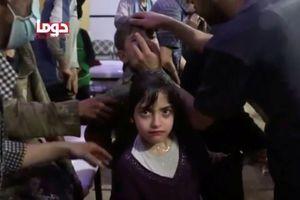 Le régime de Bachar Al-Assad est accusé d'utiliser des armes chimiques à Douma.