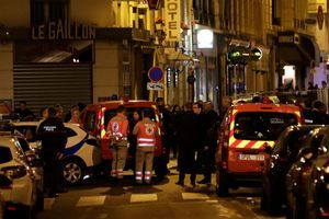 L'attaque a eu lieu dans le quartier de l'Opéra Garnier, à Paris.