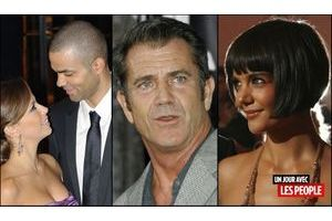 Eva Longoria et Tony Parker, Mel Gibson, Katie Holmes