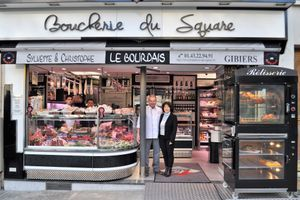La Boucherie du square