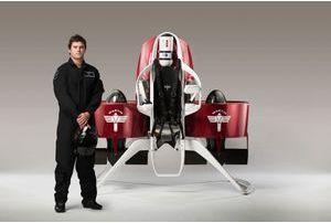 Ce Jetpack sera en vente pour 135.000 euros