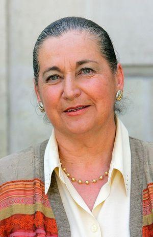 Martine Faure, députée PS.