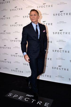 Daniel Craig, à Paris, le 29 octobre 2015.