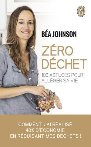 """La couverture de l'édition française du livre """"Zéro déchet"""""""
