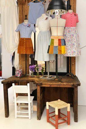 Le concept store d'Inès de la Fressange