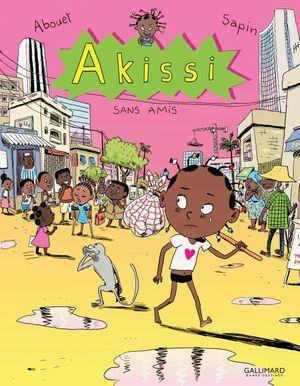"""""""Akissi sans amis"""""""