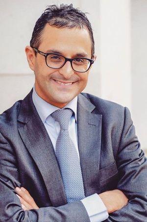 Arash Derambarsh, 36 ans.