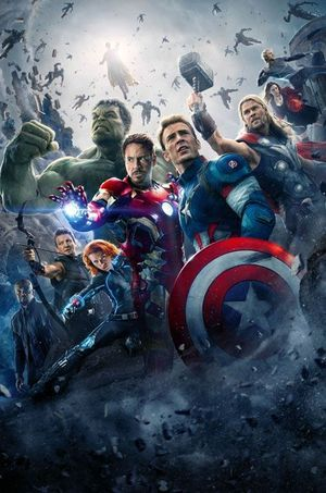 """""""The Avengers 2"""" sortira le 22 avril 2015 au cinéma."""