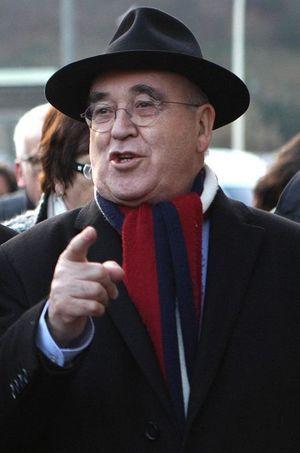 Bernard Poignant en janvier dernier.