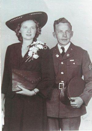 John Schenk et Ivylin ne sont restés mariés que trois semaines.