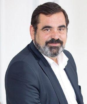 Romain Alès, président des parfums Caron