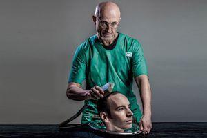 Le chirurgien Sergio Canavero.
