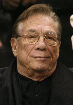 Donald Sterling foi desterrado da liga.