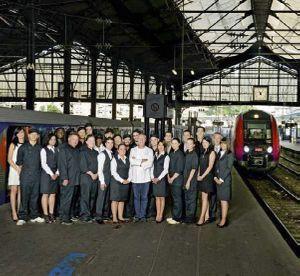 Merci à toute l'équipe de la SNCF pour son accueil et sa patience.