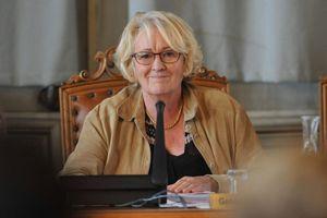 Geneviève Gaillard, la maire de Niort. L'élue a décidé de porter plainte pour combattre la rumeur.