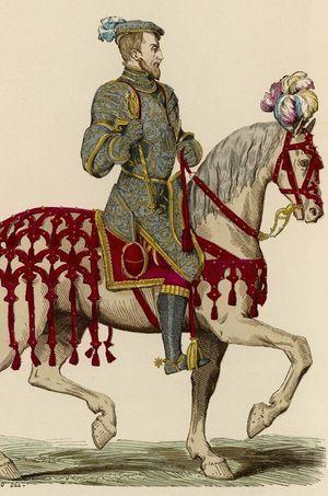 Henri II (1519 - 1559)