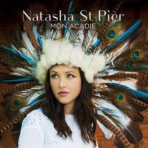 """Natasha St-Pier, de retour le 2 octobre prochain avec """"Mon Acadie""""."""
