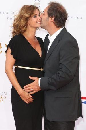 Ingrid Chauvin et Thierry Peythieu à Monte-Carlo, en juin dernier.