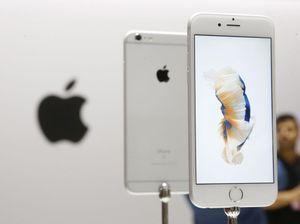 Les iPhone 6s et 6s+.