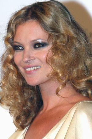 Kate Moss en 2004.