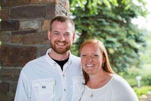 Le docteur Kent Brantly et sa femme Amber.