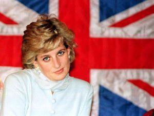 La princesse Diana en 1996