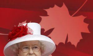 La reine Elizabeth II au Canada en juillet 2010