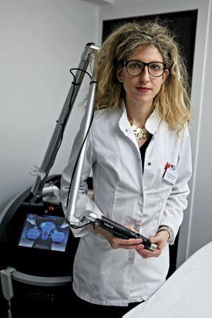 Le Dr Marie Jourdan, dermatologue et le laser Pico Sure