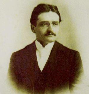Arthur Charles Leguay, né au Mans, le 15 novembre 1878, zingueur de profession. Marié, trois enfants.