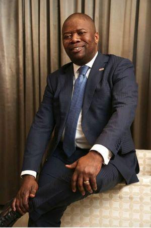 Lucien Ebata, fondateur de «Forbes Afrique» a lui aussi son forum, le prochain se tiendra le 19 juillet 2016 à Brazzaville au Congo